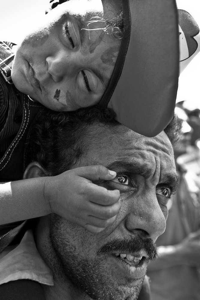 """""""Faces of Hope""""   Cairo - Tahrir Square 2011"""